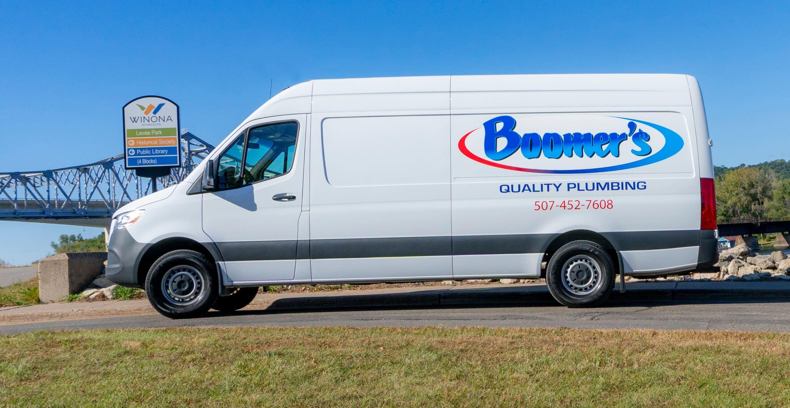Boomer's Plumbing Installation