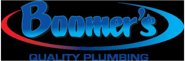 Boomer's Quality Plumbing logo